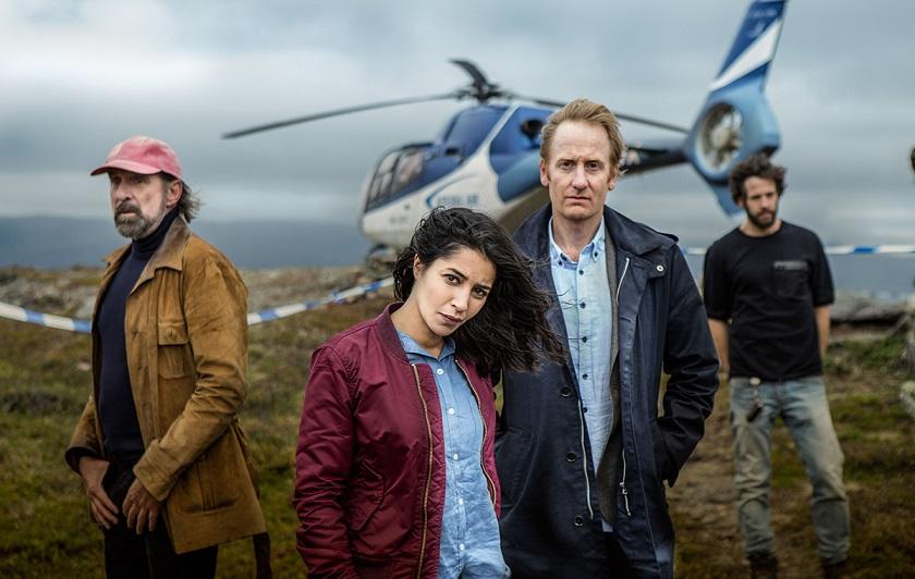BluTV'den yeni bir İskandinav dizisi: Midnight Sun!