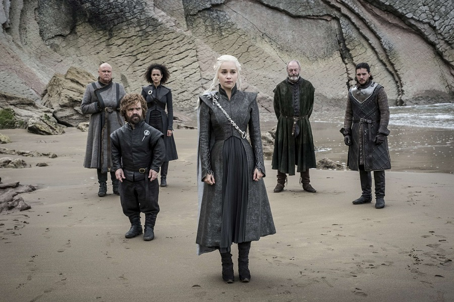 Game of Thrones'un final sezonu 2019'da sadece Digiturk'te!