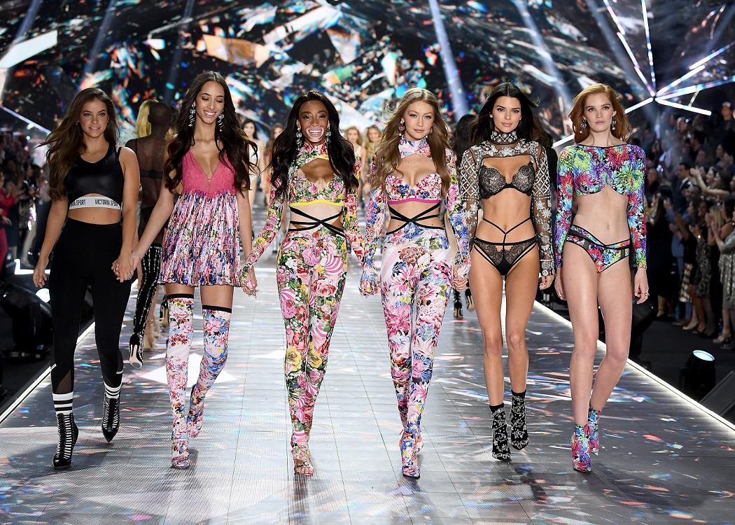Victoria's Secret Fashion Show 2018 yapıldı!