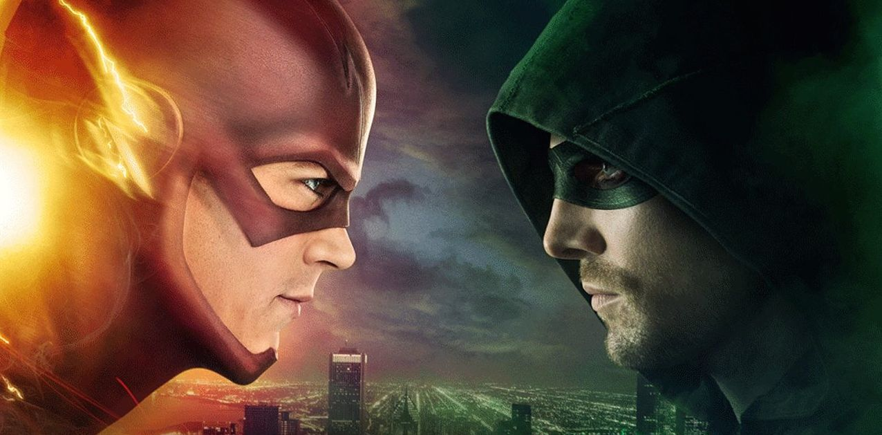 "En iyi 10 Flash ve Arrow ""Bromance"" anı!"