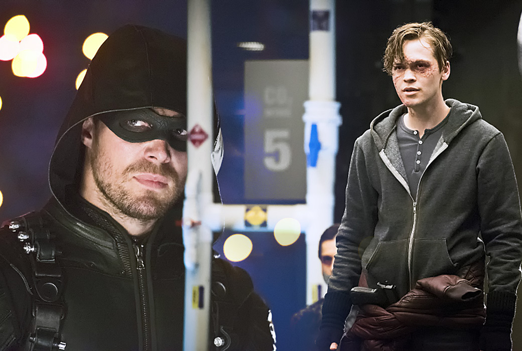 "Arrow 4x21'den yeni fragman ""Monument Point""!"